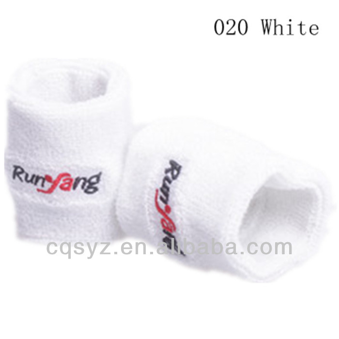 Wholesale sport stripe custom sweatband maker