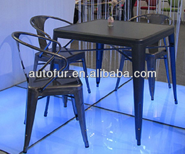 Hot Selling Antique Style Coffee Table Metal Tables