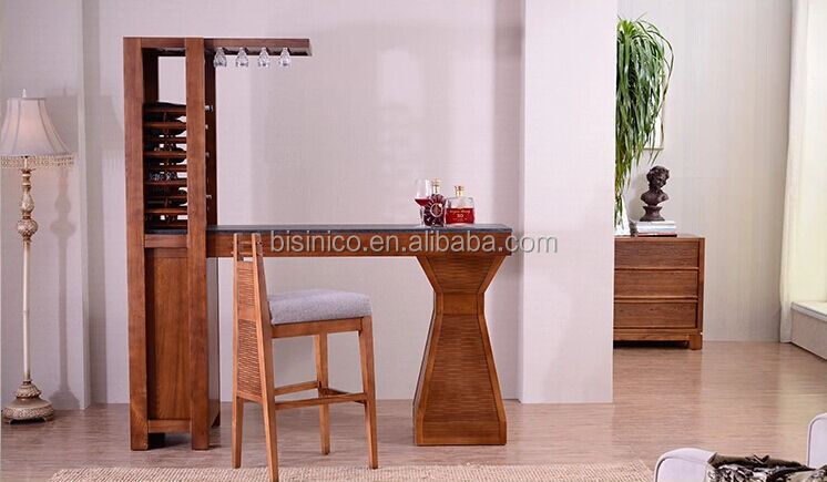 Southeast Asia Series Furniture Bar Counter Solid Wood Living Room Wine Beautiful