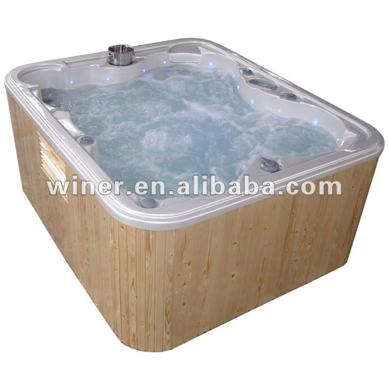 Outdoor spa bathtub AMC-2090