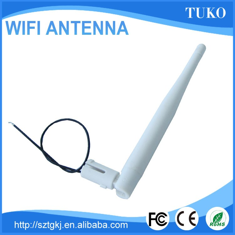Light weight Frequency Range wifi antenna 20 dbi