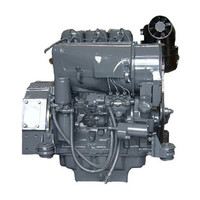 In stock 14kw /17kw /20kw air cooled deutz F2L912 deutz 2 cylinder engine