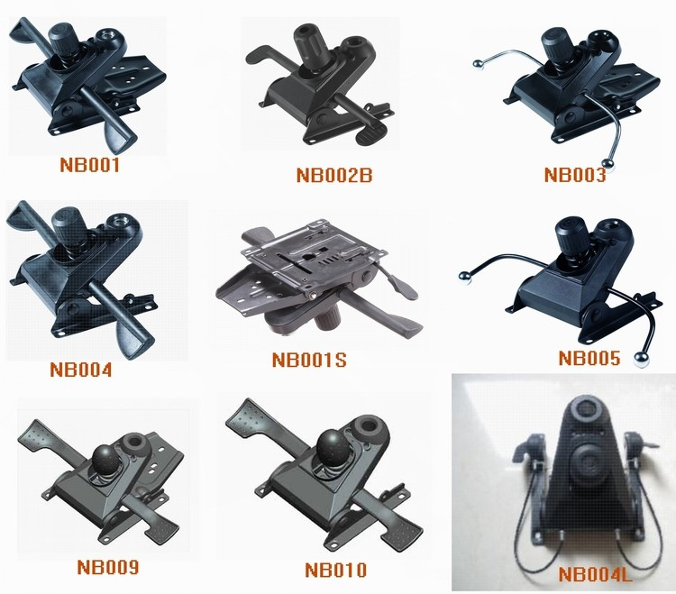 Swivel Office Chair Mechanism Parts Accessories Components