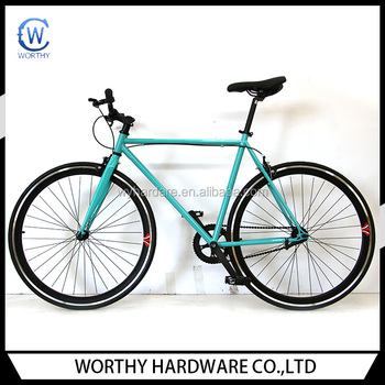 700c single gear lightweight fixed bike/fixie bicycle