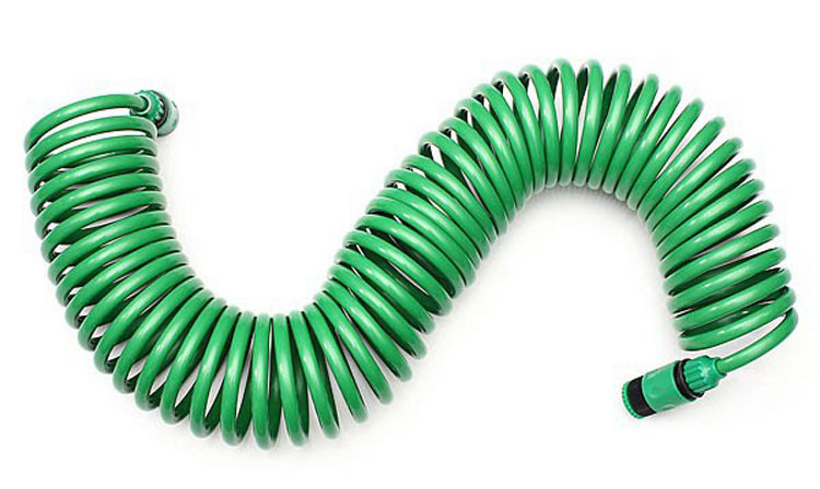 PU coil hose pipe made in China