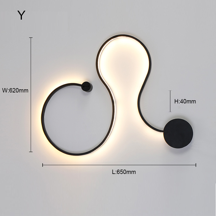 照明器具モダンなスタイルアンティーク壁装飾照明を搭載屋内 Led ウォールランプ現代ホテル