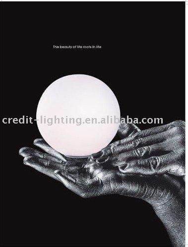 Table Lamp Shade Glo-ball S2 Large Modern Glow Ball Light