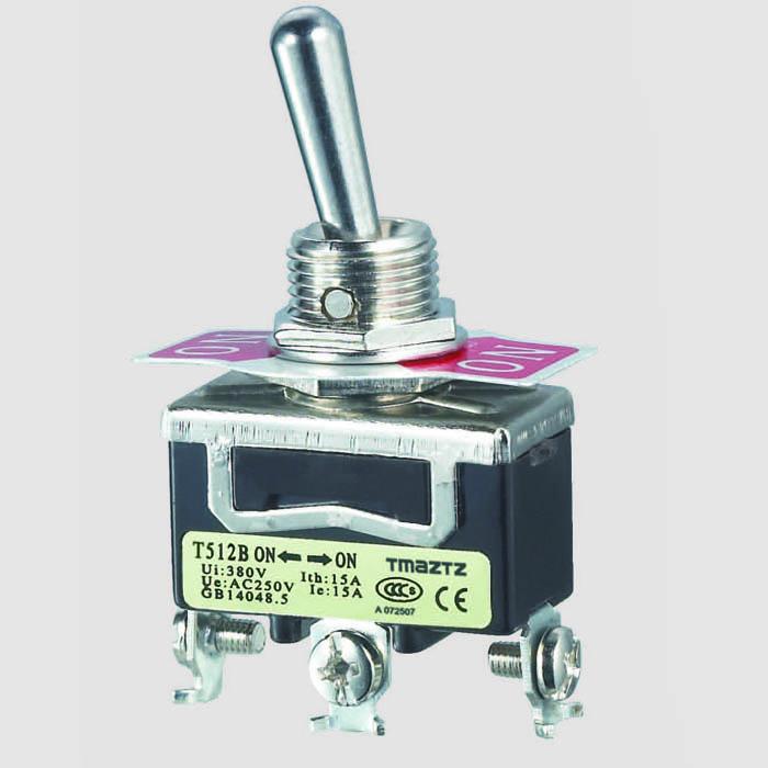 10amp/15amp/20amp 250v Spst Spdt Dpst Dpdt Toggle Switch - Buy Dpdt ...