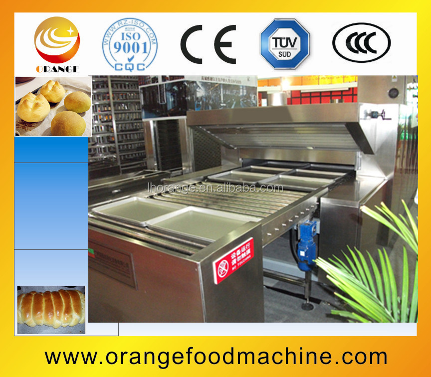 High quality electric &gas bread baking tunnel oven (cookies, bread, biscuit)