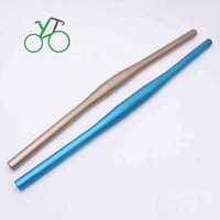 Wholesale custom Aluminum Alloy CNC machining MTB handlebar bike handlebar