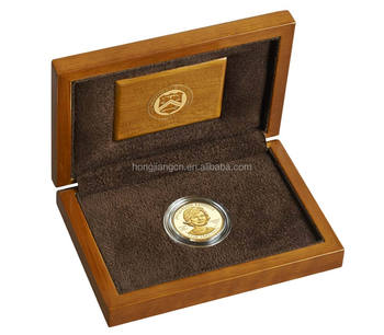 Wood Coin Presentation Cases And Display Boxes Buy Wooden Coin Display Casecommemorative Coin Display Boxcoin Wooden Display Box Product On
