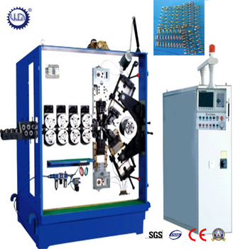 CNC Versatile Metal Wire Spring Coiling Machine