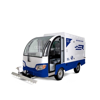 HPW50 High-Pressure Garbage Collection Washing Truck