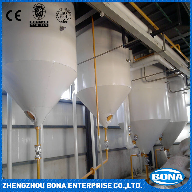 Factory price 1--50T/D modular oil refinery