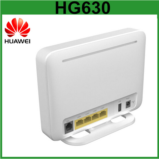Huawei Hg630 Dsl Wireless Wifi Router Modem With Rj45 Port - Buy Huawei  Wifi Modem,Dsl Modem,Dsl Router 192 168 1 1 Product on Alibaba com