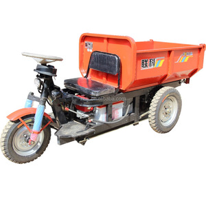 Load 1 ton tipper truck made in china/mini dump trucks for sale/china electric cargo tricycle