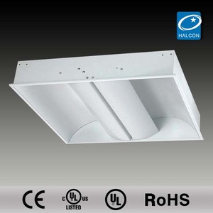 T5 PLL T8 LED tube direct, indirect lighting fixture UL CUL LED Office led 600x600 ceiling panel light