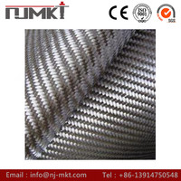 NJMKT 3k carbon fiber fabric(twill/plain) clothing manufacturers overseas from china