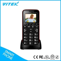 Big Button 1.8 inch Low Price Unlocked Senior Mobile Phone