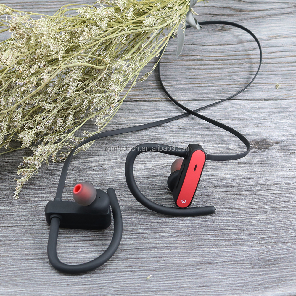 2017 Waterproof Bluetooth Mp3 Player RU10 Bluetooth Ear Phone From RU9 IPX7 Manufacturer- Rambotech