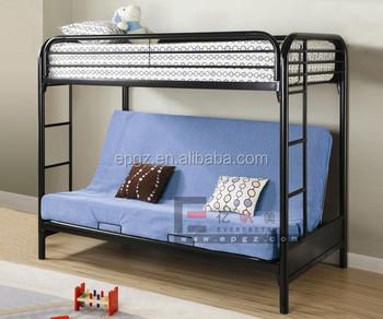 Metal Sofa Bunk Bed Folding Frame Beds