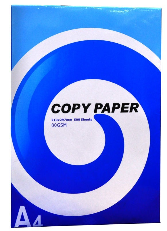 The best price high quality white electrostatic a4 copy paper