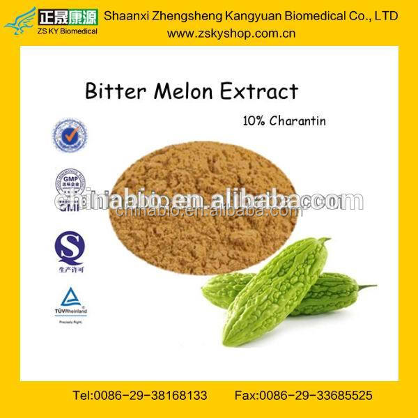 Factory Supply High Quality Momordica Charantia Extract/Bitter Melon Extract