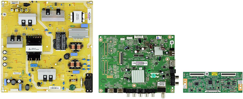 Sharp LC-48LE551U Complete TV Repair Kit -Version 1