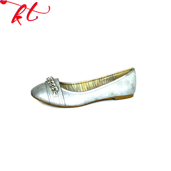 2017 New wholesale latest design wedding flat shoes,ladies flat shoes in dubai