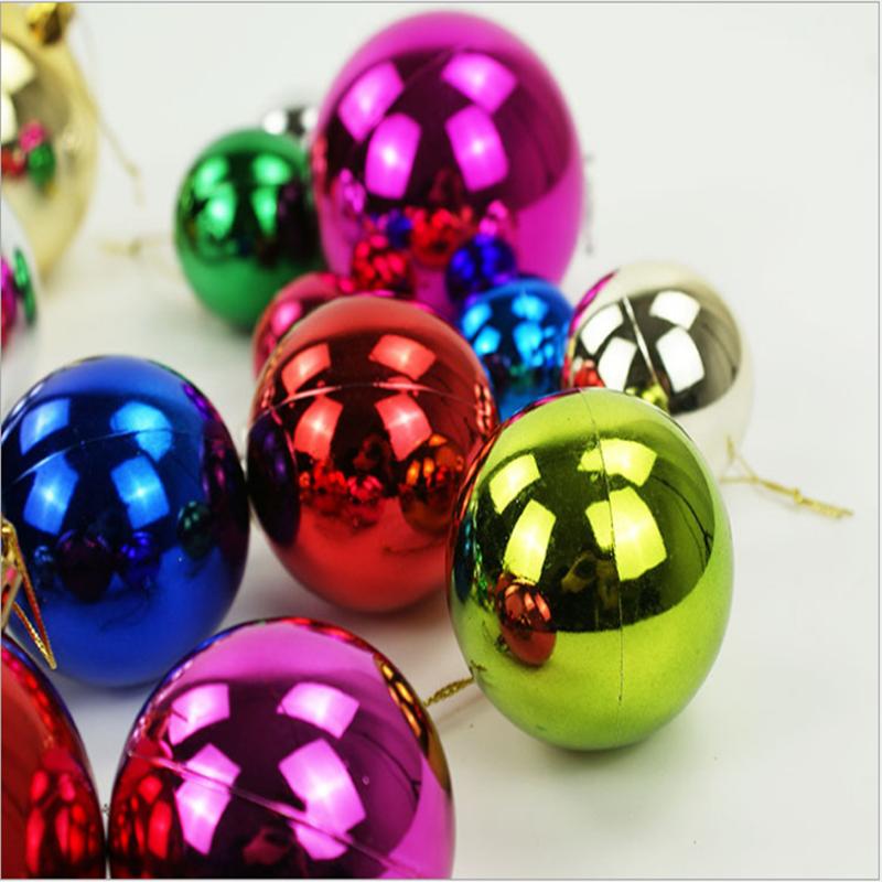 Bola de navidad adornos granel grandes bolas de navidad - Bolas de navidad grandes ...