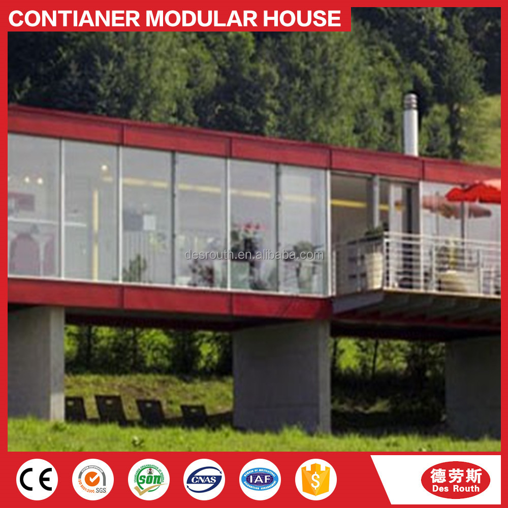 mobile designer toilets easy assembled 20ft container house
