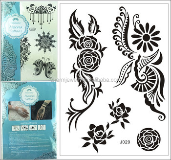 0b53dfe5a black lace garter tattoos ideas sun flowers fake temporary tattoos special  design for adult j029