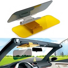 Stylish Car Sun Visors Anti Dazzling Mirrors For Driver Day & Night Vision Auto Driving Mirror Car Clear View accessories