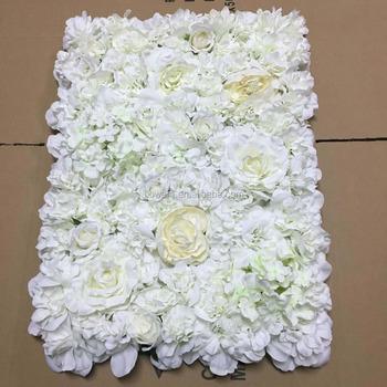 Flowerking white rose artifical flower wall decorative artificial flowerking white rose artifical flower wall decorative artificial wedding fabric flower wall mightylinksfo