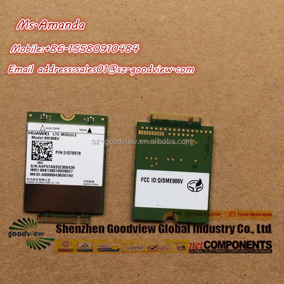 (Electronic components/Antenna/connector) HUAWEI 4g LTE module ME906V
