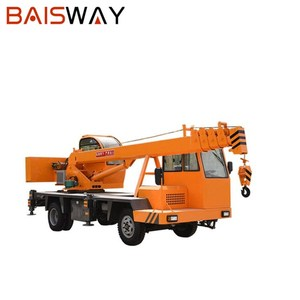Excellent lifting truck crane,mini construction mobile crane