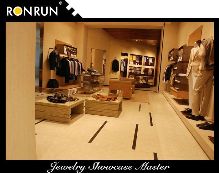 Nuevos atractivos muebles de tienda de ropa personalizada con ...