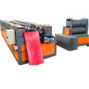 High quality KXD Car Door garage roll forming machine