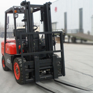 Supply New 3 ton Forklift Price w/ 3 stage mast, side shifter