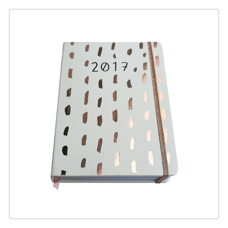Professional Leather Manufacturer Diary Journal Fancy PU Cover Notebook