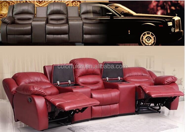 Home Cinema Sofa Recliner