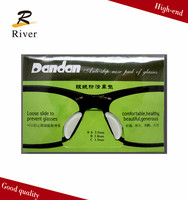 River Optical adhesive soft silicone glasses nose pads