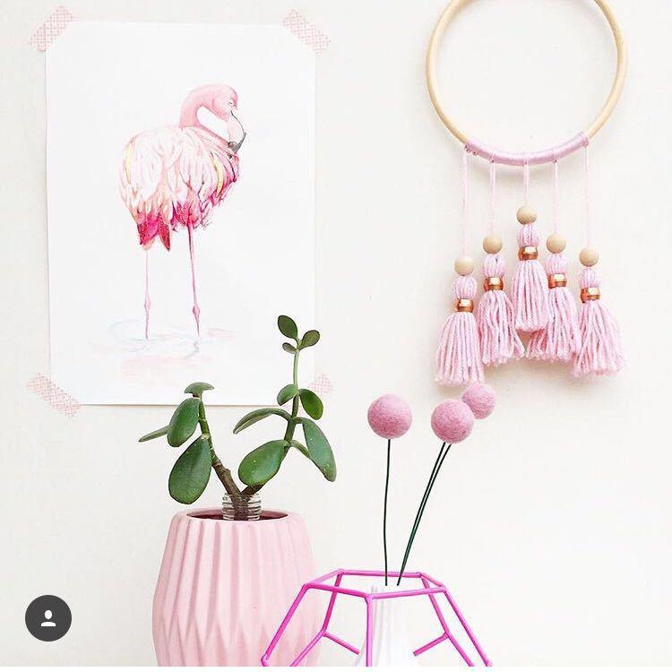 Venta Al Por Mayor Lana Tapiz Decorativo Compre Online Los