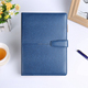 Factory price A5 6 ring binder diary,custom pu leather diary with calculator,executive diary 2016/2017 with magnetic closure