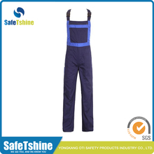 High visibility cheap work safety reflective workwear trousers