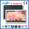 10inch 3G Phone Call Android Arabic Keyboard Tablet PC WiFi GPS AV In