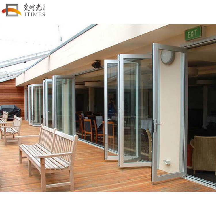 Aluminum Patio Accordion Doors Aluminum Patio Accordion Doors