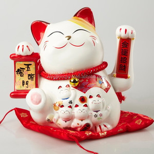 Lovely Cute Kaowayi Cat Home Decoration Japan Style