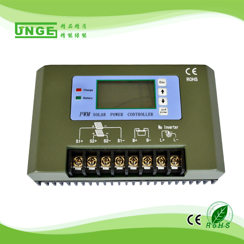 wholesale solar charge controller 30a 48 volt voltage regulator