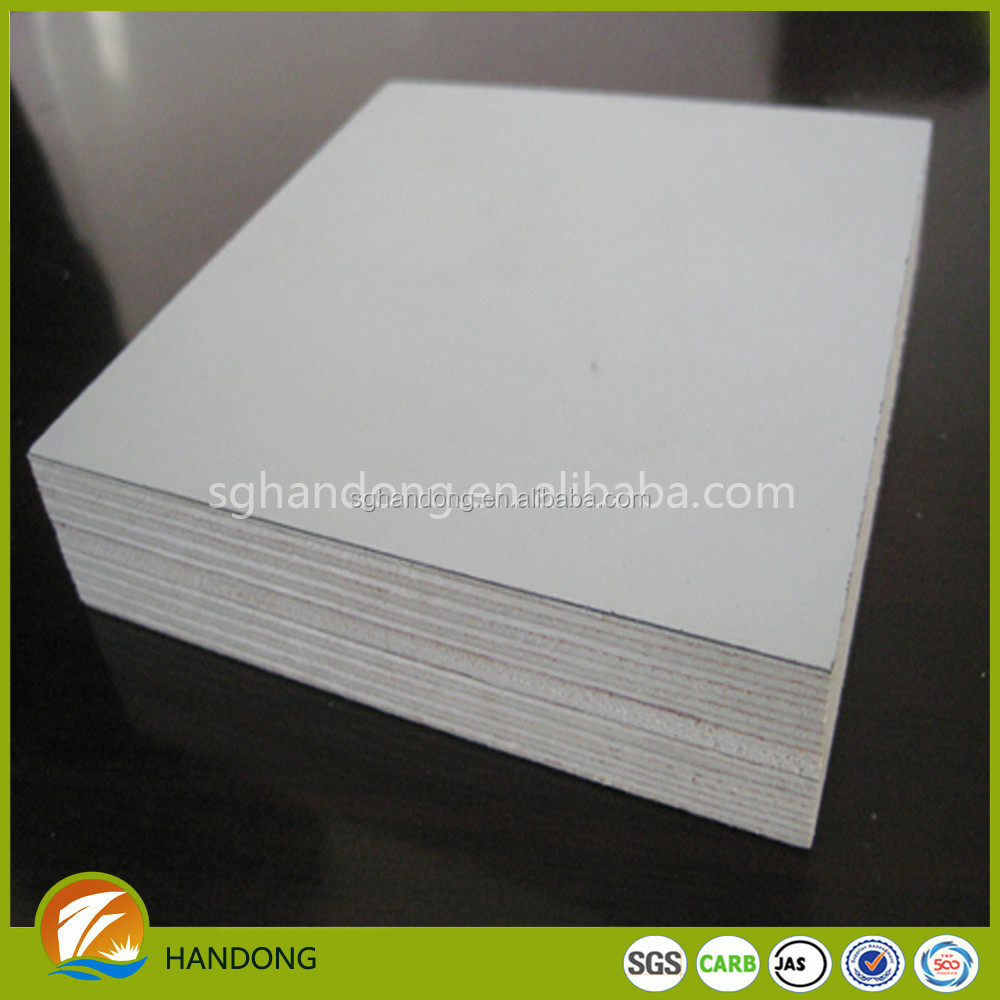 HPL Laminate Faced Waterproof Plywood 1220mmx2440mm